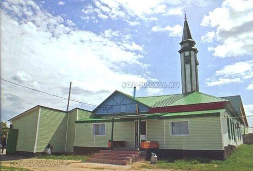 Мечеть Соль-Илецка